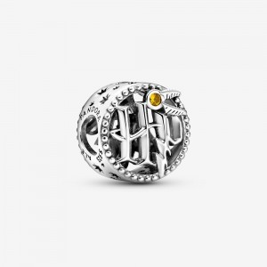 Pandora Harry Potter, Openwork Harry Potter Icons Charm