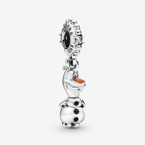 Pandora Disney Frozen Olaf Dangle Charm
