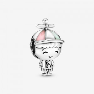 Pandora Little Boy Charm