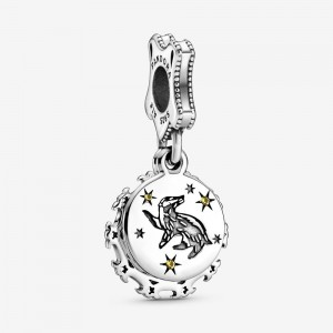 Pandora Harry Potter, Hufflepuff Dangle Charm