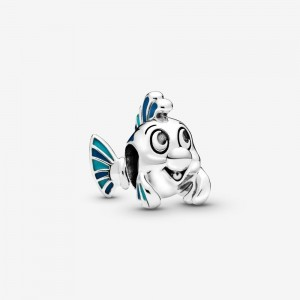 Pandora Disney The Little Mermaid Flounder Charm