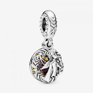 Pandora Disney Frozen Anna Dangle Charm