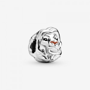Pandora Disney, The Lion King Simba Charm Silver