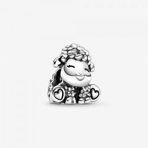 Pandora Patti the Sheep Charm