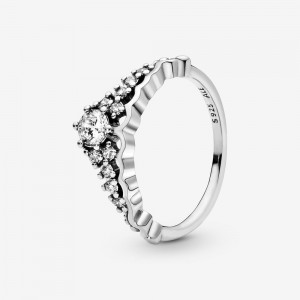 Pandora Fairy Tale Tiara Wishbone Ring