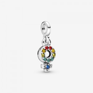 Pandora My Girl Pride Dangle Charm