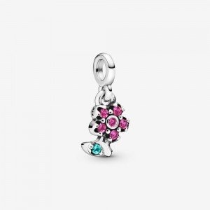 Pandora My Pretty Flower Dangle Charm