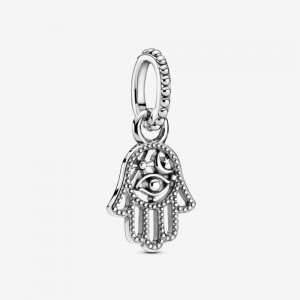 Pandora Protective Hamsa Hand Dangle Charm