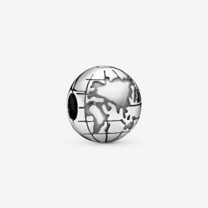 Pandora Planet Earth Clip Charm