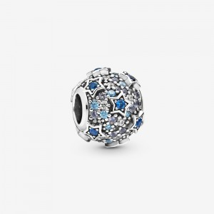 Pandora Elevated Stars Pavé Charm