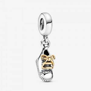 Pandora Baby Shoe Dangle Charm