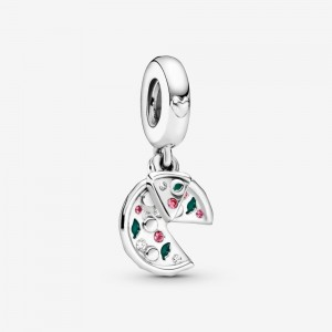 Pandora Pizza Love Dangle Charm