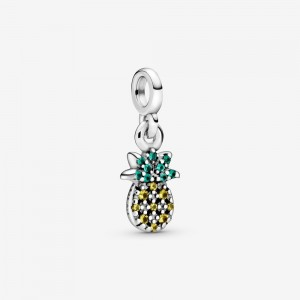 Pandora My Pineapple Dangle Charm