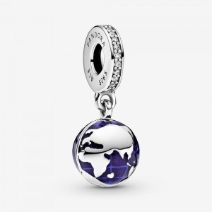 Pandora Our Blue Planet Dangle Charm