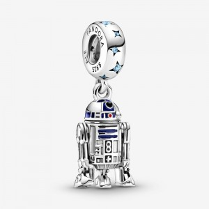 Pandora Star Wars R2-D2 Dangle Charm