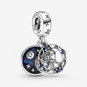 Pandora Star Wars Princess Leia Double Dangle Charm