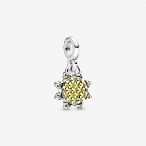 Pandora My Summer Sun Dangle Charm