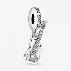 Pandora Electric Guitar Dangle Charm