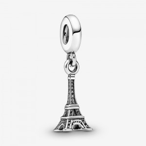 Pandora Paris Eiffel Tower Dangle Charm