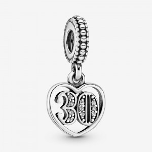 Pandora 30th Celebration Dangle Charm