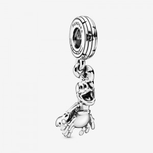 Pandora Disney The Little Mermaid Sebastian Dangle Charm
