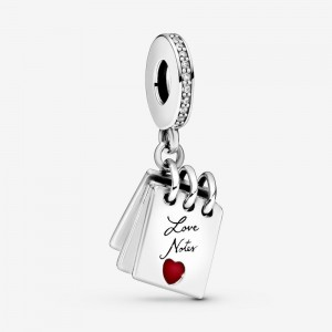 Pandora Notebook Dangle Charm