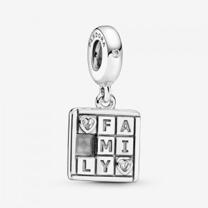 Pandora Family Game Dangle Charm