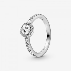 Pandora Classic Sparkle Halo Ring