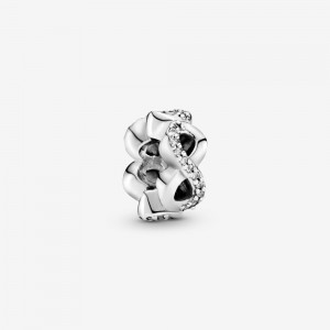 Pandora Sparkling Infinity Spacer Charm