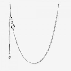 Pandora Curb Chain Necklace