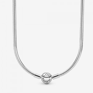 Pandora Pandora Moments Snake Chain Necklace