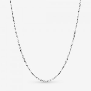 Pandora Classic Figaro Chain Necklace