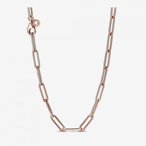 Pandora Long Link Cable Chain Necklace
