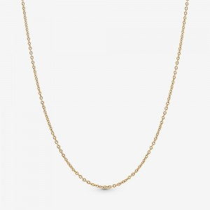 Pandora Classic Anchor Chain Necklace