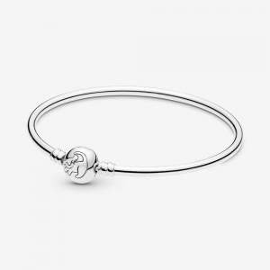Pandora Disney Pandora Moments The Lion King Simba Clasp Bangle