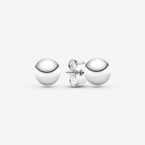 Pandora Classic Bead Stud Earrings