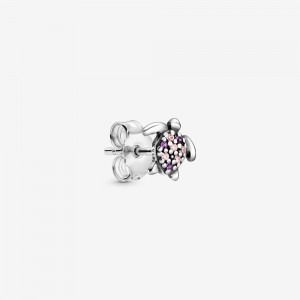Pandora My Sea Turtle Single Stud Earring