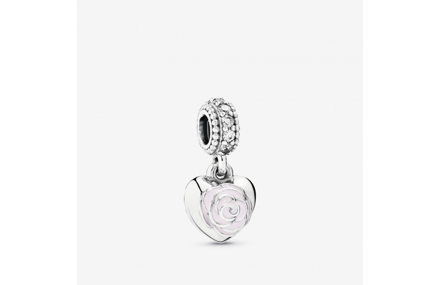 Pandora Mother and Friend Flower Dangle Charm