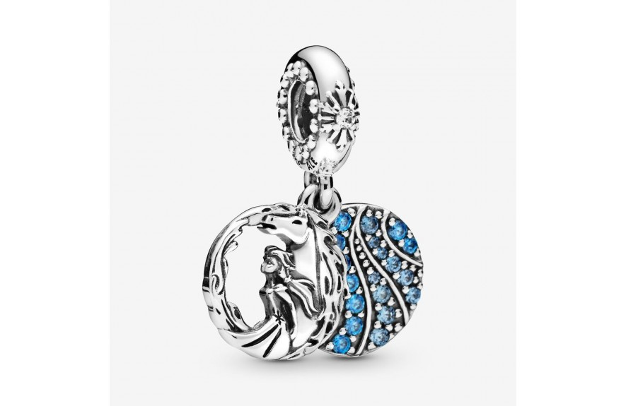 Pandora Disney Frozen Elsa and Nokk Dangle Charm