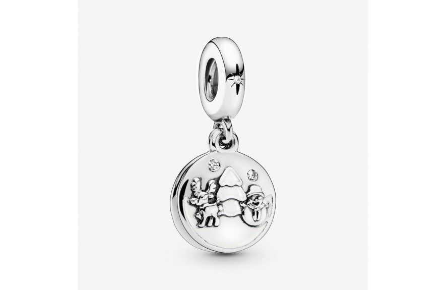 Pandora Snowy Scene Dangle Charm - FINAL SALE