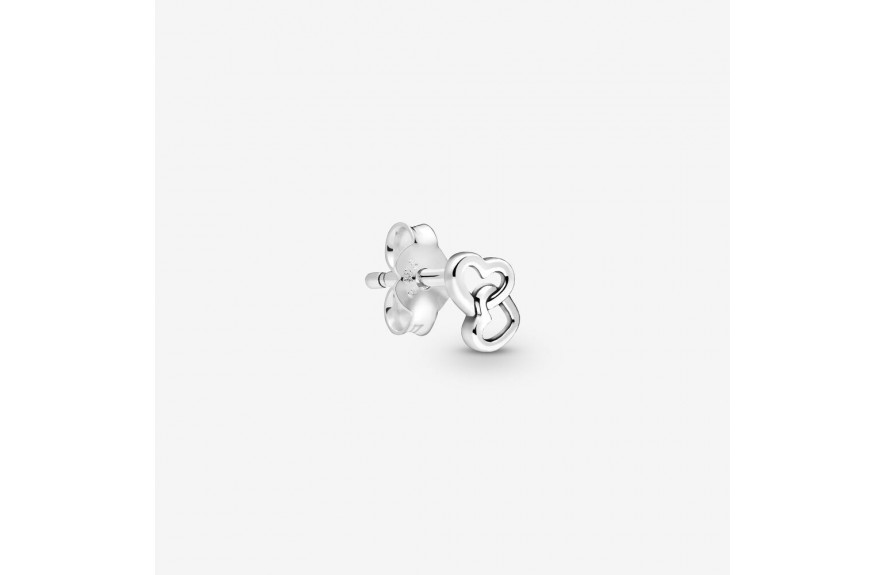 Pandora My Loves Single Stud Earring