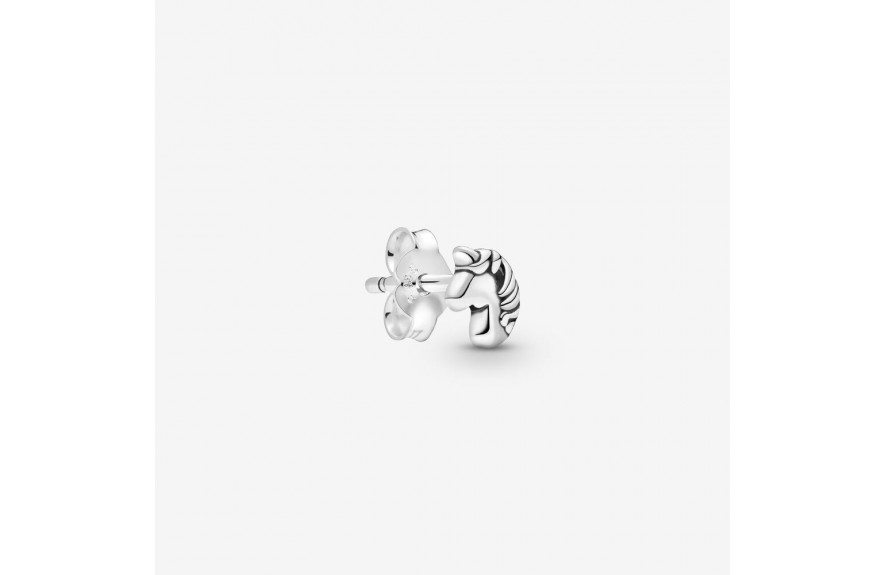Pandora My Magical Unicorn Single Stud Earring